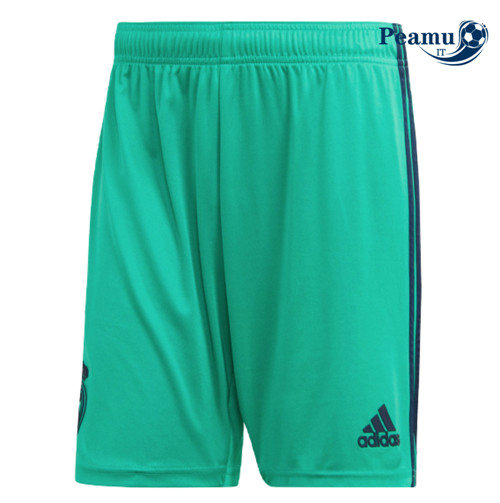 Short da calcio Real Madrid Third Verde 2019-2020