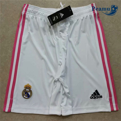 Short da calcio Real Madrid Domicile 2020-2021