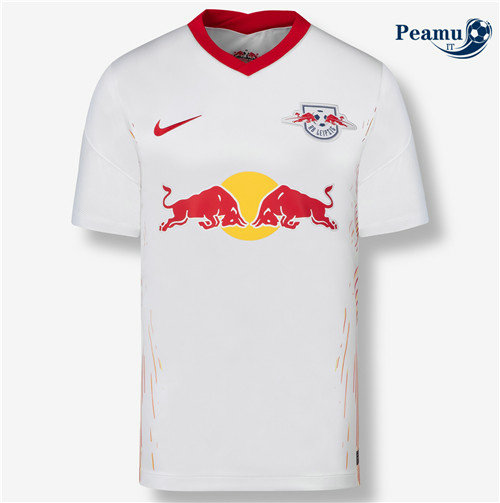 Maillot foot RB Leipzig Domicile Blanc 2020-2021