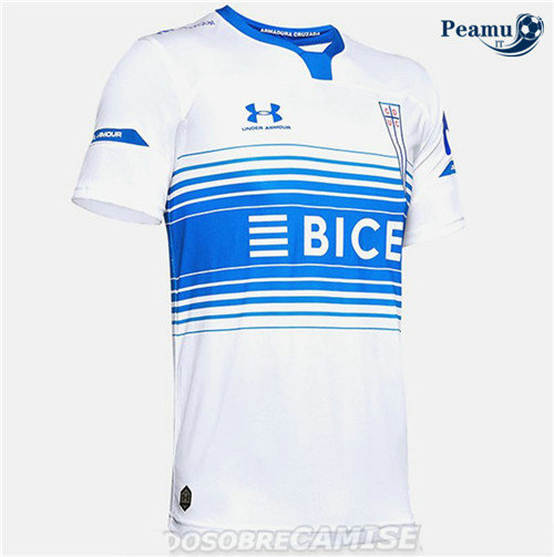 Maillot foot Universidad Catolica Domicile 2020-2021