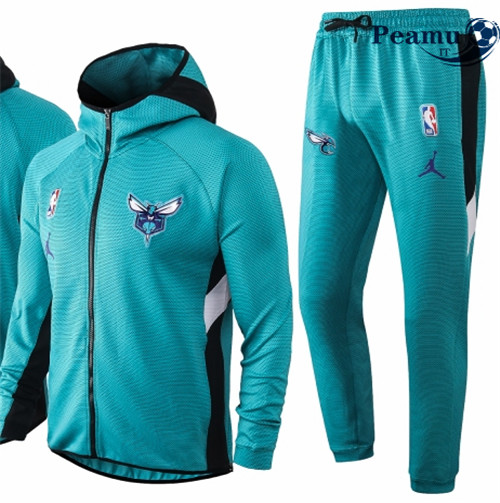 Peamu - Survetement Charlotte Hornets - Aqua
