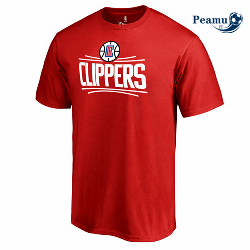 Peamu - Maillot foot LA Clippers