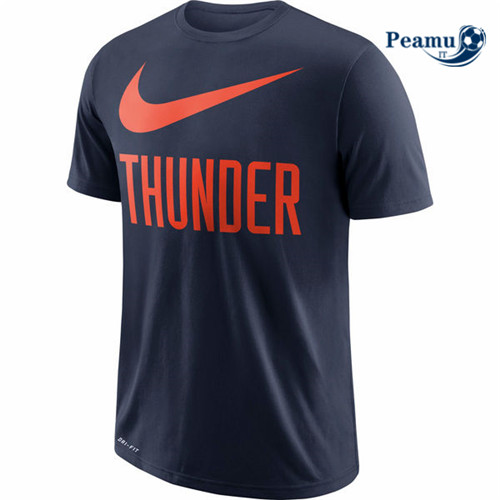 Peamu - Maillot foot Oklahoma City Thunder