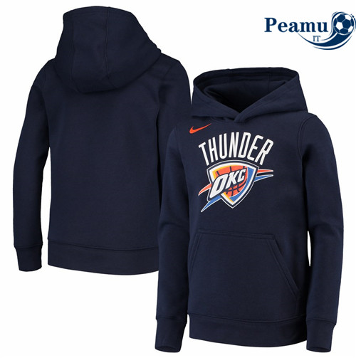 Peamu - Sweat à capuche Oklahoma City Thunder