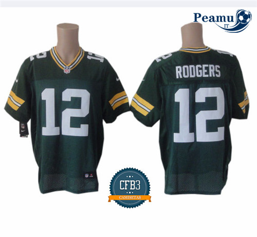 Peamu - Aaron Rodgers, Verde Bay Packers