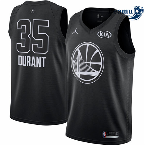 Peamu - Kevin Durant - 2018 All-Star Noir