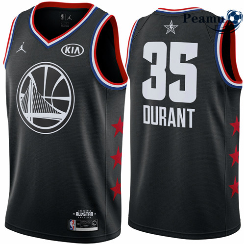 Peamu - Kevin Durant - 2019 All-Star Noir