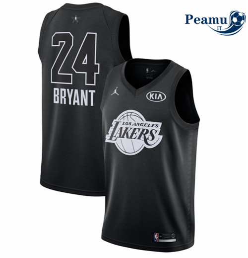 Peamu - Kobe Bryant - 2018 All-Star Noir