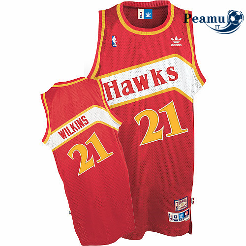 Peamu - Dominique Wilkins, Atlanta Hawks [Road]