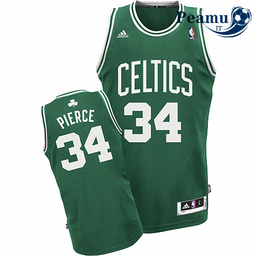 Peamu - Pierce Boston Celtics [Verde y Blanca]