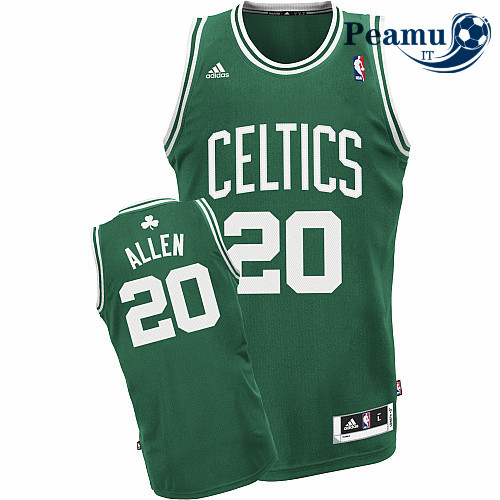 Peamu - Ray Allen Boston Celtics [Verde y Blanca]
