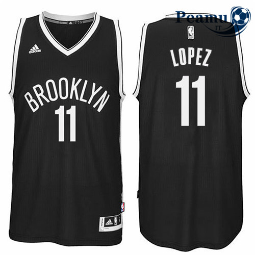Peamu - Brook Lopez, Brooklyn Nets - Noir