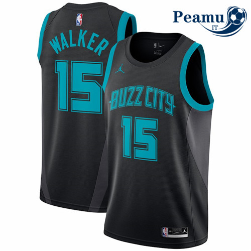 Peamu - Kemba Walker, Charlotte Hornets 2018/19 - City Edition