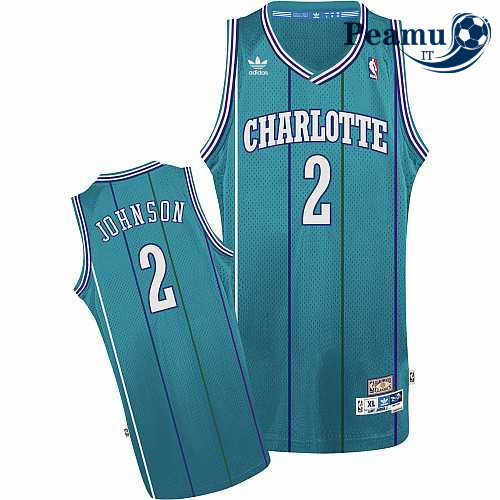 Peamu - Larry Johnson, Charlotte Hornets