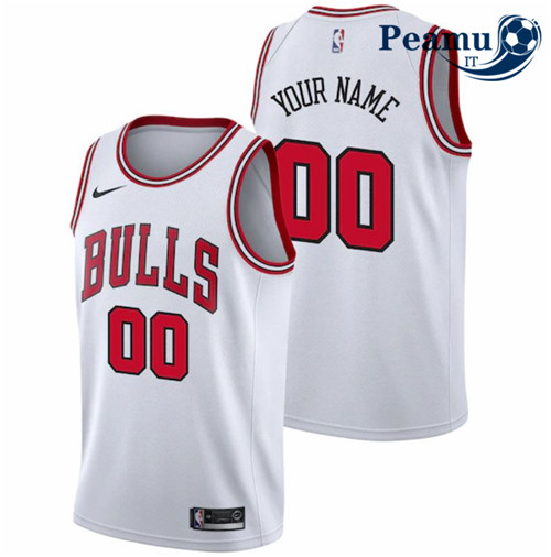 Peamu - Custom, Chicago Bulls - Association