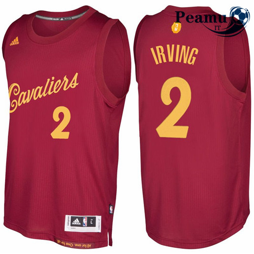 Peamu - Kyrie Irving, Cleveland Cavaliers - Christmas '17
