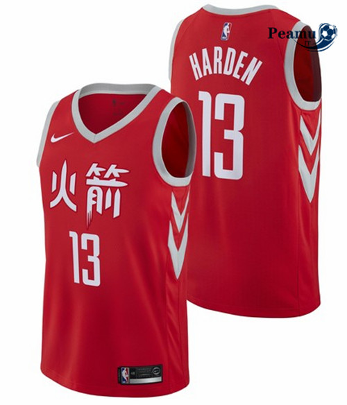 Peamu - James Harden, Houston Rockets - City Edition