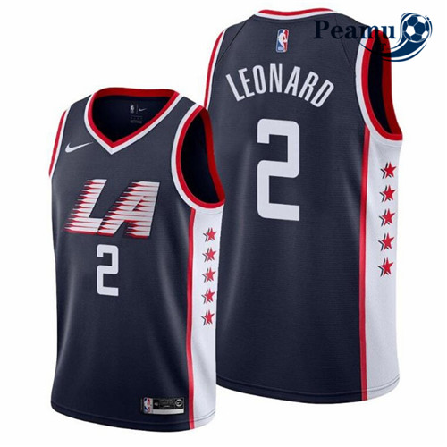 Peamu - Kawhi Leonard, Los Angeles Clippers 2018/19 - City Edition