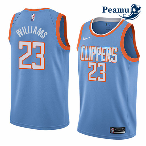 Peamu - Lou Williams, Los Angeles Clippers - City Edition