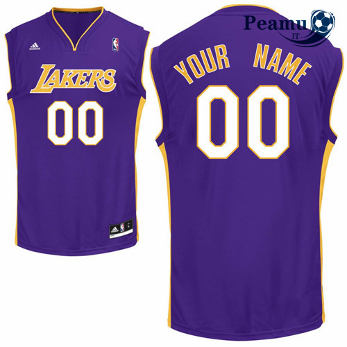 Peamu - Custom, Los Angeles Lakers [Violet]