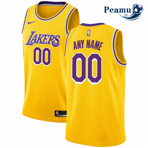 Peamu - Custom, Los Angeles Lakers 2018/19 - Icon