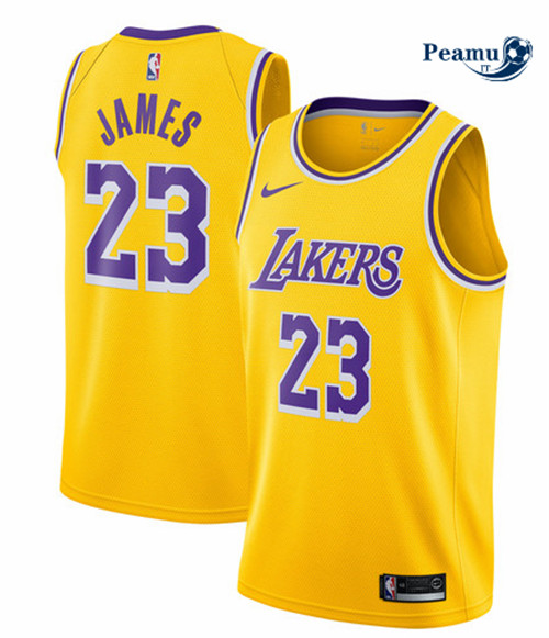 Peamu - LeBron James, Los Angeles Lakers 2018/19 - Icon