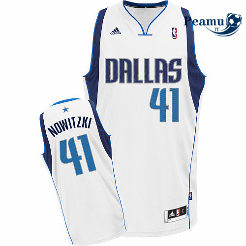Peamu - Dirk Nowitzki Dallas Mavericks [Blanca]