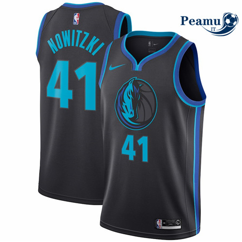 Peamu - Dirk Nowitzki, Dallas Mavericks 2018/19 - City Edition