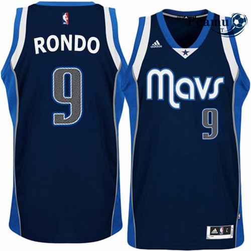 Peamu - Rajon Rondo, Dallas Mavericks - Azul