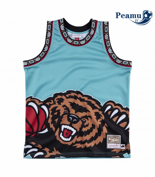 Peamu - Memphis Grizzlies - Mitchell & Ness 'Big Face'