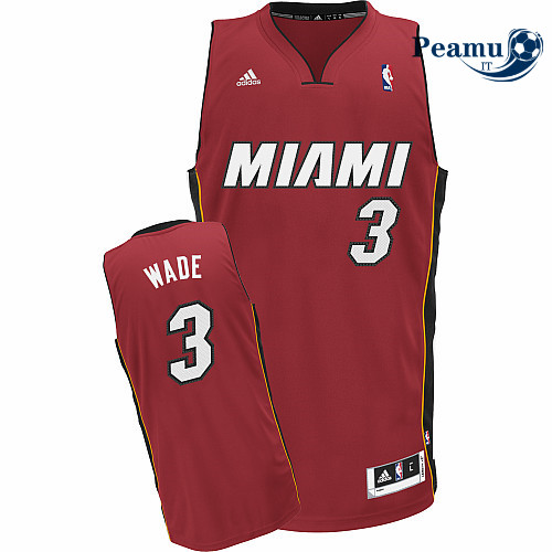 Peamu - Dwyane Wade Miami Heat [Alternate]