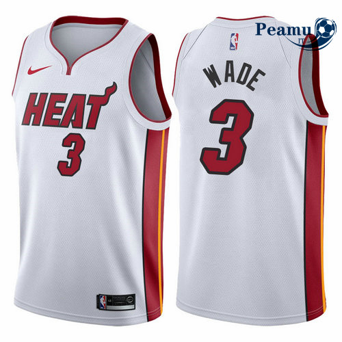 Peamu - Dwyane Wade, Miami Heat - Association