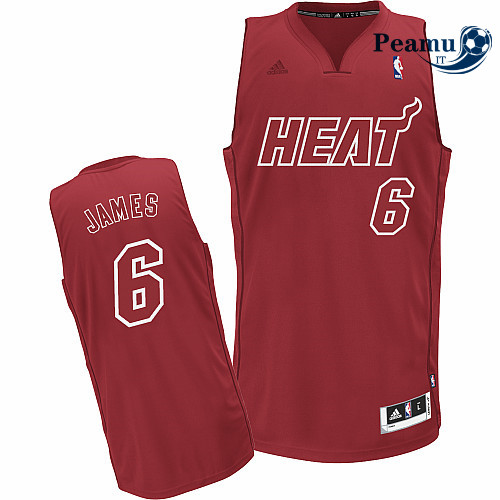 Peamu - Lebron James, Miami Heat [Big Color Fashion]