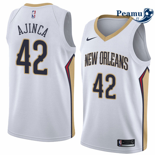 Peamu - Alexis Ajinça, New Orleans Pelicans - Association