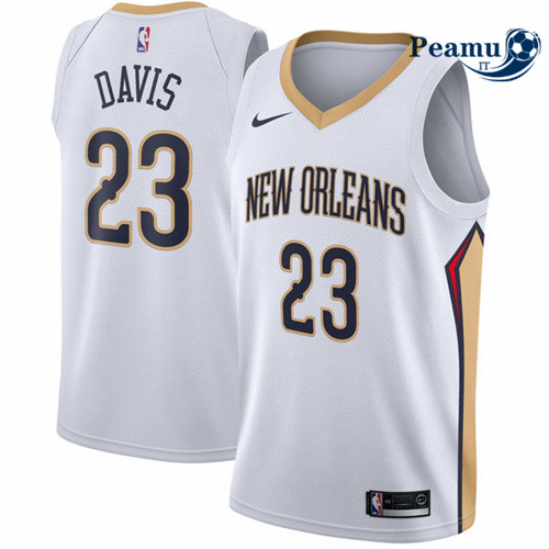 Peamu - Anthony Davis, New Orleans Pelicans - Association