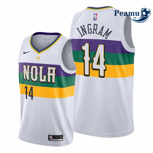 Peamu - Brandon Ingram, New Orleans Pelicans 2019/20 - City Edition