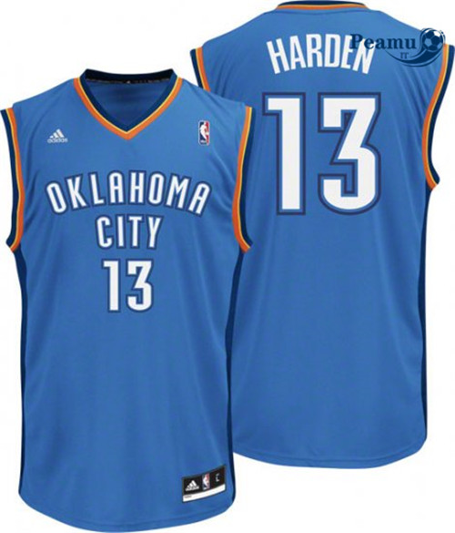 Peamu - James Harden Oklahoma City Thunder [Azul]