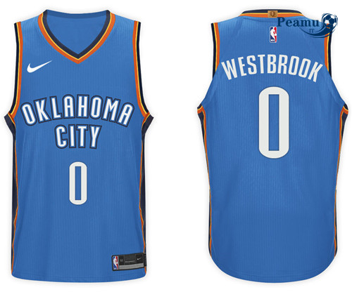 Peamu - Russell Westbrook, Oklahoma City Thunder - Icon