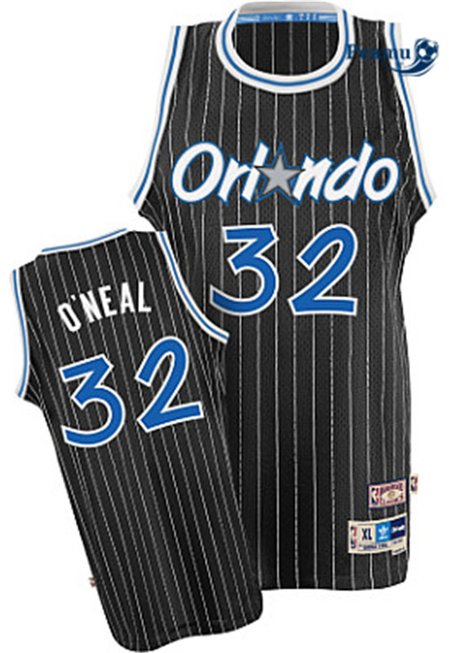 Peamu - Shaquille O'Neal, Orlando Magic [Negra]