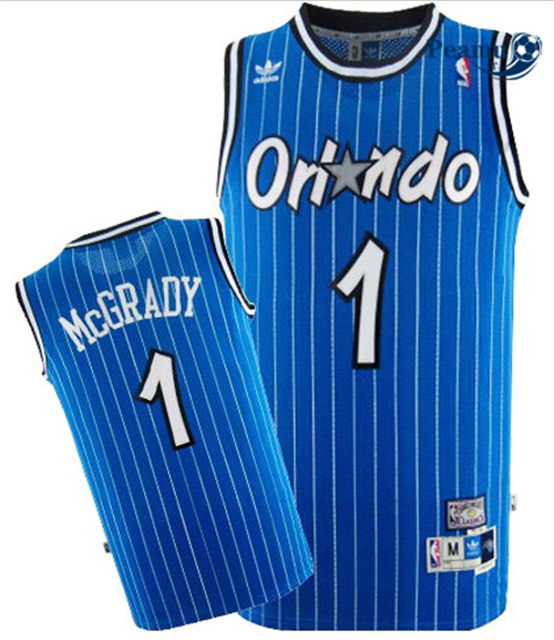 Peamu - Tracy McGrady, Orlando Magic [Azul]