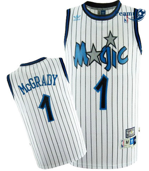 Peamu - Tracy McGrady, Orlando Magic [Blanca]
