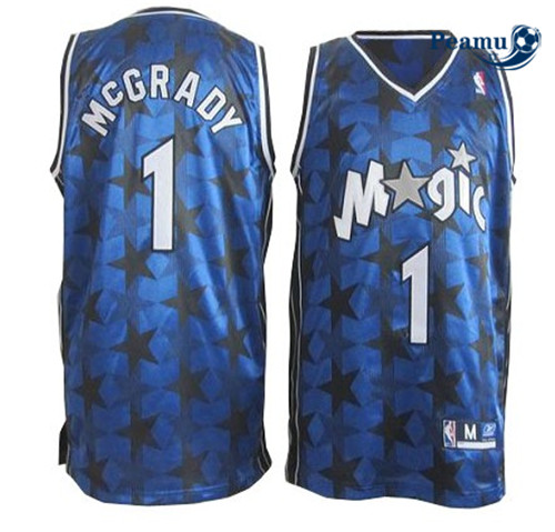 Peamu - Tracy McGrady, Orlando Magic [Bleu Stars]