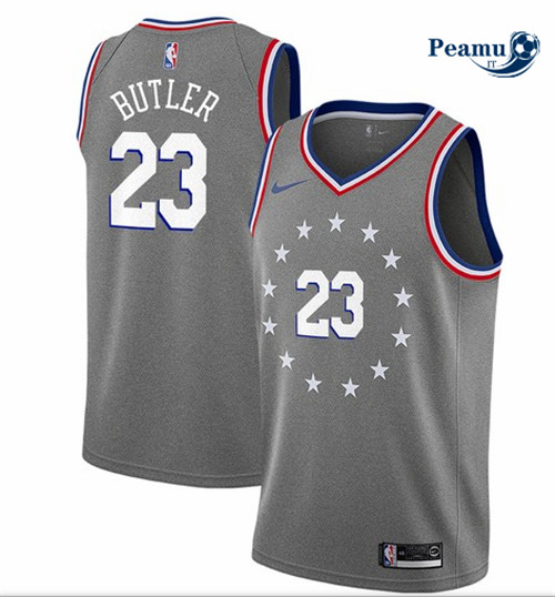 Peamu - Jimmy Butler, Philadelphia 76ers 2018/19 - City Edition