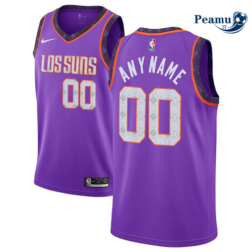 Peamu - Custom, Phoenix Suns 2018/19 - City Edition