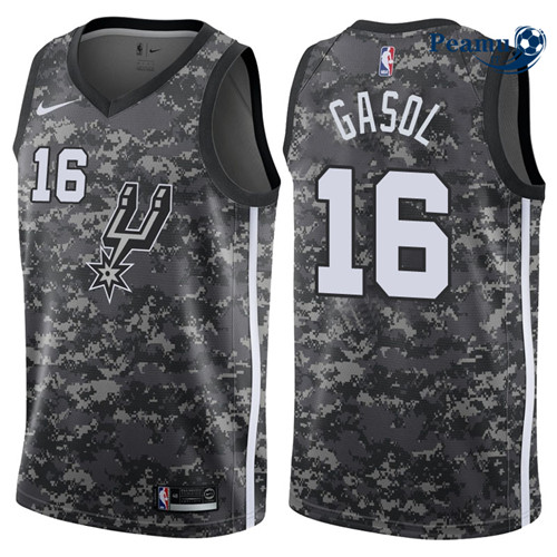 Peamu - Pau Gasol, San Antonio Spurs - City Edition