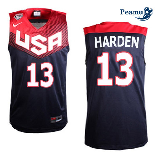 Peamu - James Harden, Etats-Unis 2014 - Azul