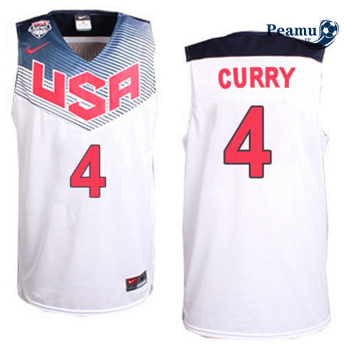 Peamu - Stephen Curry, Etats-Unis 2014 - Blanca
