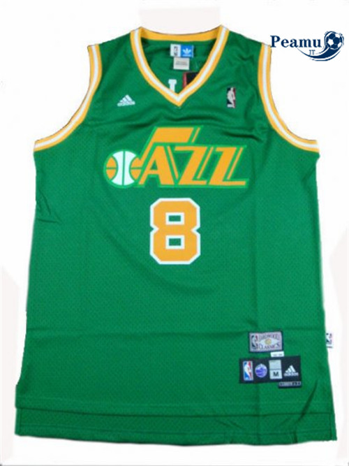 Peamu - Deron Williams, Utah Jazz [Verde]