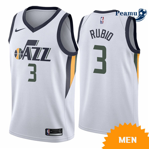 Peamu - Ricky Rubio, Utah Jazz - Association