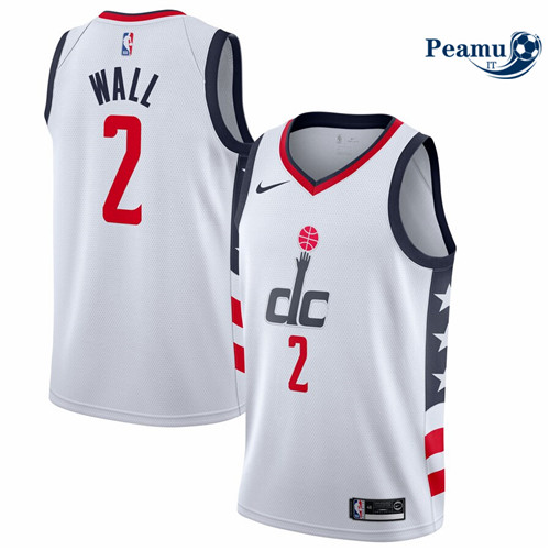 Peamu - John Wall, Washington Wizards 2019/20 - City Edition